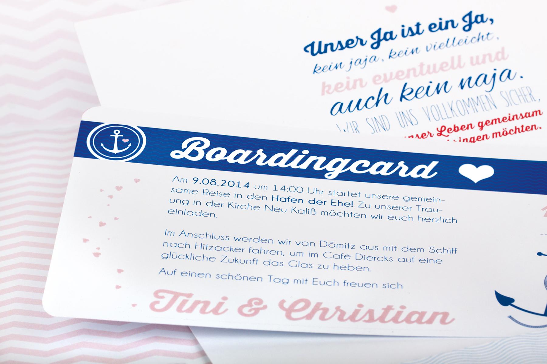 Boardingcard