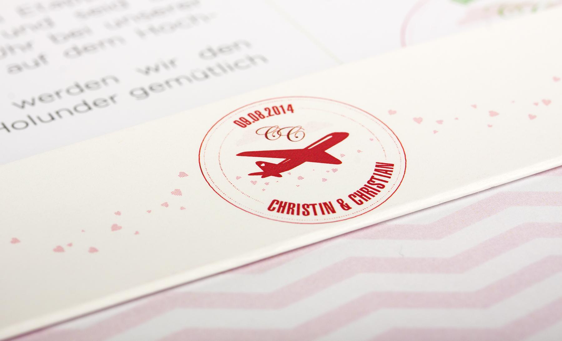 Logo Christin & Christian
